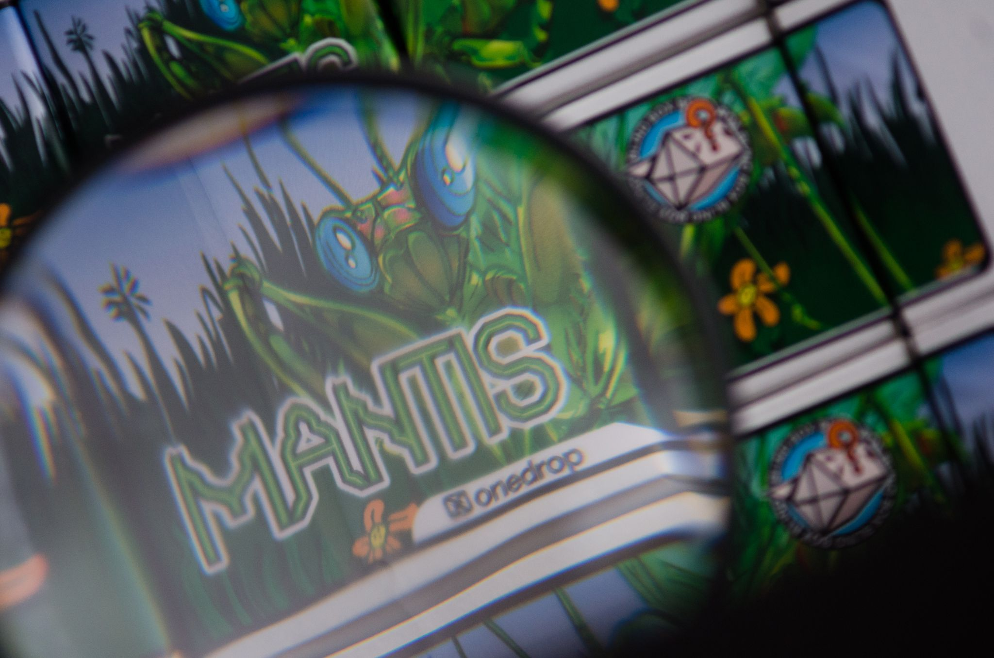 Mantis BoxArt